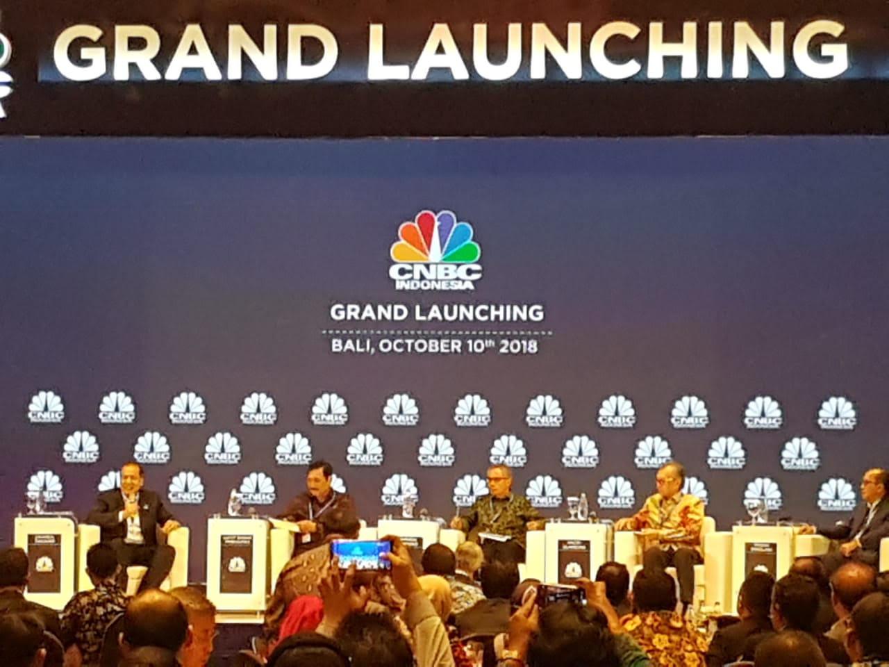 Lembaga Penjamin Simpanan - Peluncuran CNBC Indonesia